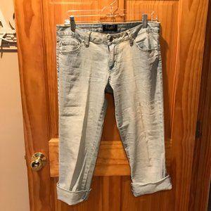 Angels Jeanswear Capri Jeans